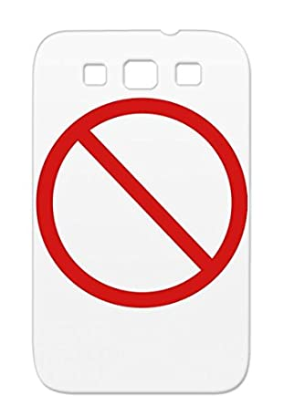 Tpu Tearproof Danger Symbols Shapes Road Roadsign No Parking Sign