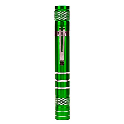 1200LM Mini High Power Torch Cree Q5 LED Tactical Flashlight AA x 2 Lamp Light