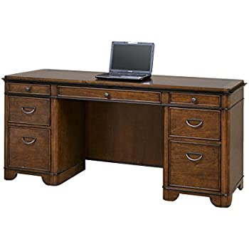 Amazon Com Martin Furniture Kensington Computer Credenza