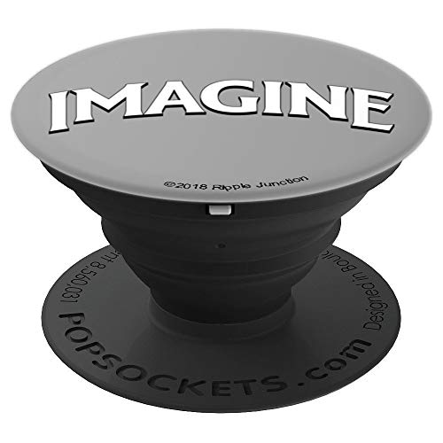 Ripple Junction Imagine Pop Socket - PopSockets Grip and Stand for Phones and ()