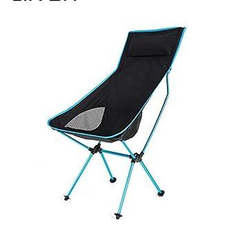 mkkwp Silla De Pesca Plegables Sillas De Camping Ultra ...