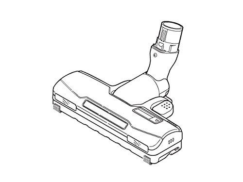 Panasonic 床用ノズル AMV85P-ES0UD B00L9NHR7G