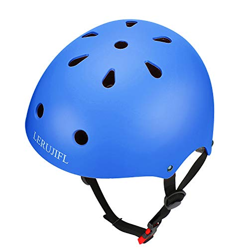 Kids Helmet Adjustable from Toddler to Youth Size,Ages 3 to 8 Years Old Boys Girls Multi-Sports Safety Cycling   Skating Scooter Helmet - CSPC Certified for ()