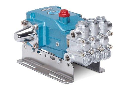 Cat Pumps 5CP2150W - 5CP2150W - 5CP Plunger Pump - 5 gpm, 2000 psi, 1725 rpm, Direct-Drive, Brass