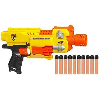 NERF N-strike Recon Cs-6 Shoulder Stock Accessory Dart Gun Replacement Part