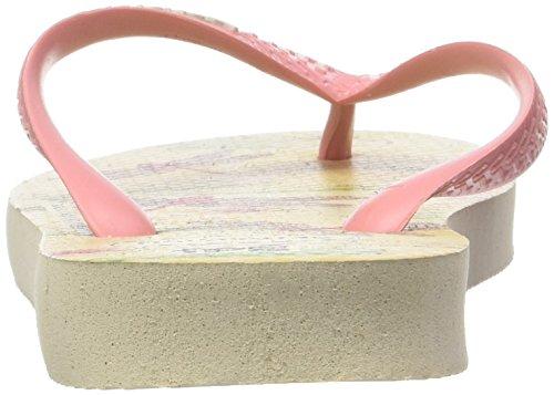Havaianas Ipe, Protectores de Dedos para Mujer Beige (Beige/Pink 6509)