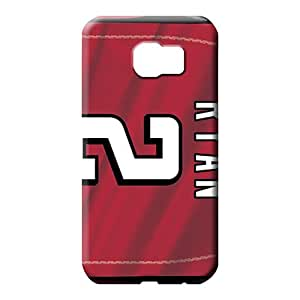 samsung galaxy s6 edge Slim Defender High Grade Cases mobile phone cases atlanta falcons nfl football