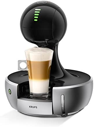 Krups kp350b31 Nescafe Dolce Gusto Drop Cafetera Eléctrica, Gris ...