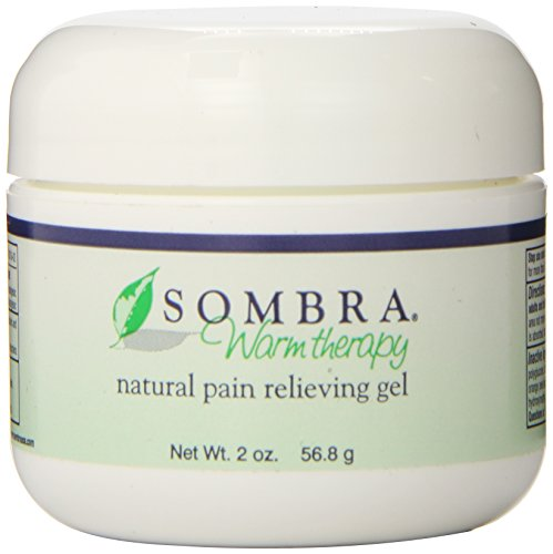 Sombra Warm Therapy Natural Pain Relieving Gel, 2 Ounce