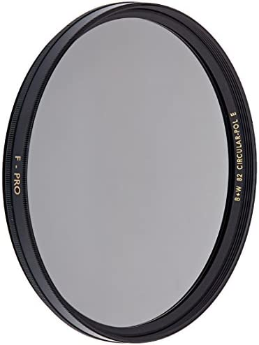 B W Zirkularer Polarisationsfilter 82mm E F Pro 2x Vergütet Professional