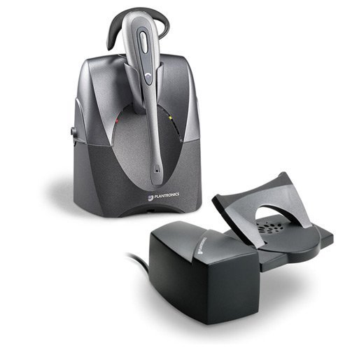 Plantronics CS55 Wireless Headset Bundle With Lifter (Certified Refurbished) by Plantronics