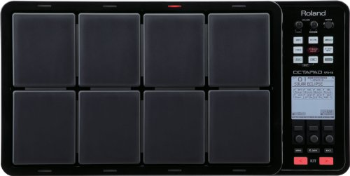 Roland OCTAPAD Digital Percussion Pad, black (SPD-30-BK) by Roland (Image #9)