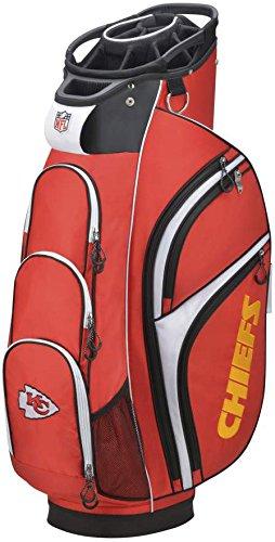 Hardware Bag City (Wilson 2018 NFL Golf Cart Bag, Kansas City Chiefs)