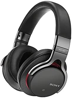 Amazon Com Sony Mdr 1abt Black High Resolution Audio Wireless Stereo Headset With Bluetooth Nfc Japan Import Home Audio Theater