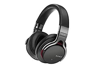 Sony MDR-1ABT (Black) High-Resolution Audio Wireless Stereo Headset with Bluetooth NFC (Japan Import)