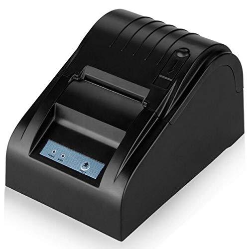 ZJ-5890T Impresora térmica de Recibos de 58 mm USB POS Impresora ...