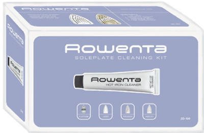 - Rowenta Clothes Iron Cleaning Kit