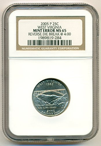 Quarter Error Coin - 8