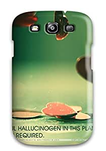 Hot Design Premium VkPipNJ6547RMCFZ Tpu Case Cover Galaxy S3 Protection Case(loves)