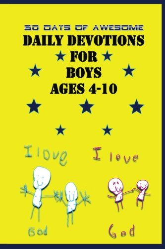 30 Lighthouse - 30 Days of Awesome Daily Devotions for Boys Ages 4-10