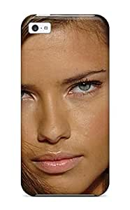 Premium Adriana Lima Back Cover Snap On Case For Iphone 5c
