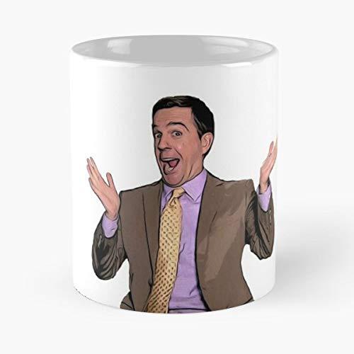Andy Bernard Nard Dog Coffee Mugs Unique Ceramic Novelty Cup