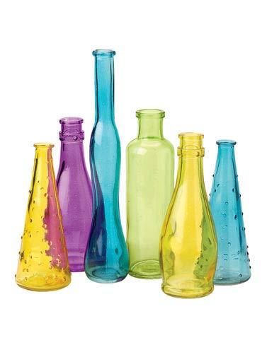 Amazon.com: Árbol de botella de vidrio Botellas pastel ...