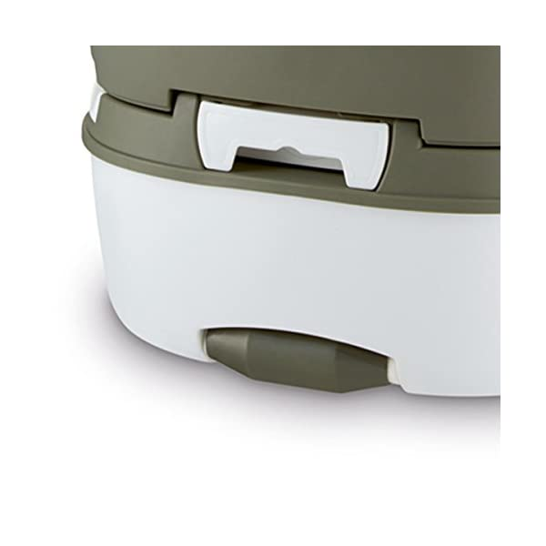 41Vruvrh9pL Campingtoilette Starter-Set Blue 5,0 Enders Deluxe [ 4994 ]: inkl. Sanitärflüssigkeit und WC Papier - mobile…