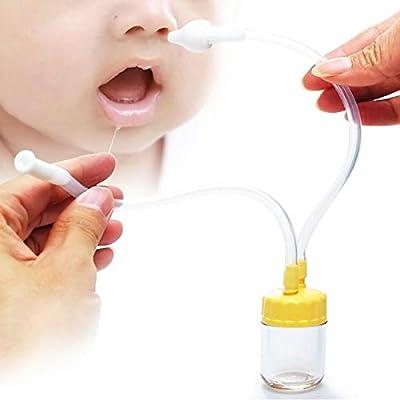 Bureze - Aspirador de Seguridad para la Nariz con Ventosa Nasal, Cuidado para recién Nacido, Equipo de Seguridad: Amazon.es: Hogar
