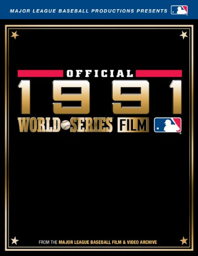 1991 World Series Game - MLB Official 1991 World Series Film