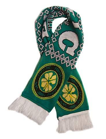 Celtic FC | Soccer Fan Scarf | Premium Acrylic Knit ()