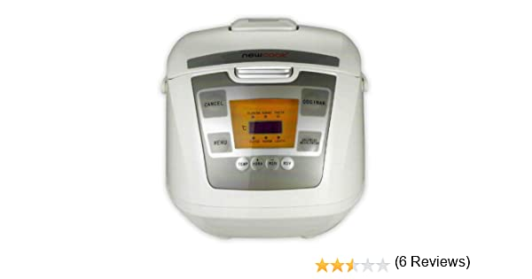 NEWCOOK Robot de Cocina Programable 5 litros de Capacidad: Amazon.es