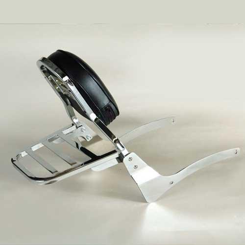 spaan –  Schienale con porta –  Yamaha Drag Star 650 Classic, xvs-a) Tecnoimport 0488
