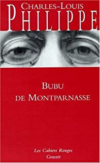 Bubu de Montparnasse : roman