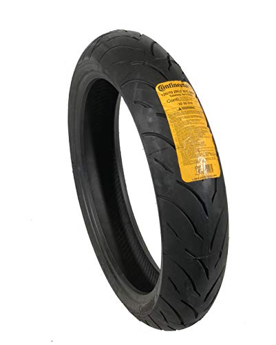 CONTINENTAL MOTION Tire Set 120/70zr17 Front & 180/55zr17 Rear 180 55 17 120 70 17 2 Tire Set by Continental (Image #3)