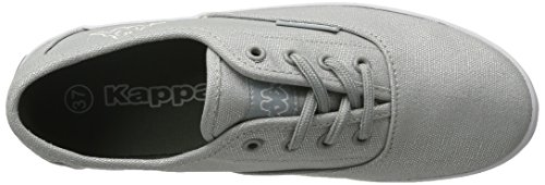 Or Sneakers Kappa Argent Femme silver Basses Holy Shine HRHXSq6