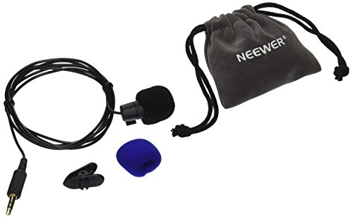 Neewer Lavalier Omnidirectional Microphone Samsung