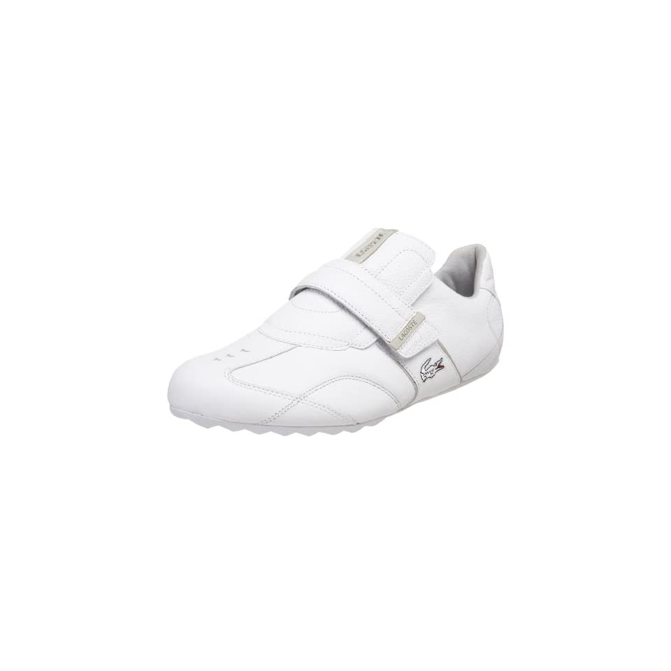 cc1ba9048ffe Lacoste Mens Swerve Keyline Velcro Sneaker designer shoes