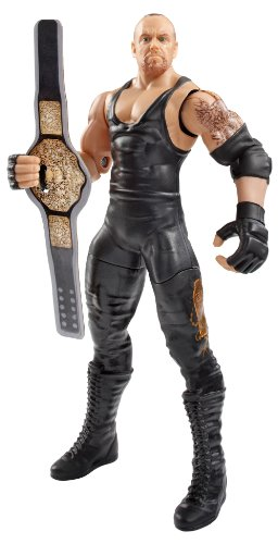 WWE Super Strikers 6'' Undertaker Action Figure by Mattel