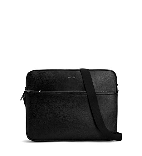 Matt & Nat Coen Dwell Messenger Bag, Black by Matt & Nat
