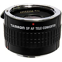 Tamron SP Auto Focus 2x Pro Teleconverter for Canon Mount Lenses (Model 300F) Overview Review Image