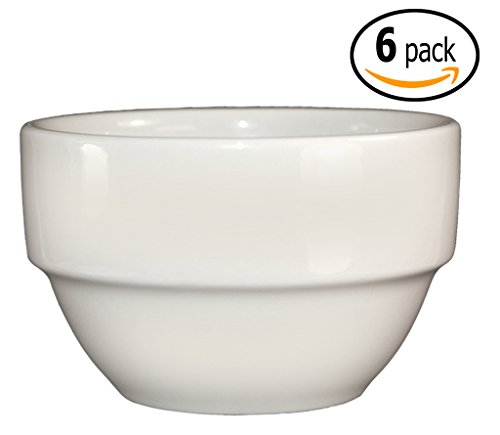 Ribbed Fluted Bowl - 6