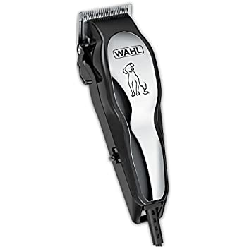 Wahl Pet-Pro Dog Grooming Clipper Kit, with superior fur feeding blades by The Brand Used By Professionals. #9281-210