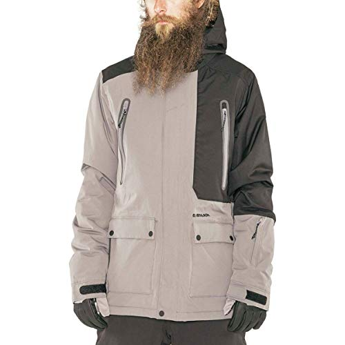 Armada Basalt Mens Insulated Ski Jacket - Medium/Slate