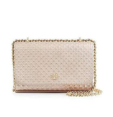 28d7af809fcd Image Unavailable. Image not available for. Color  Tory Burch Marion  Shrunken Cross Body Bag ...