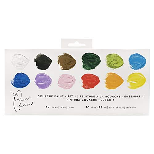 Paper Fashion 349303 1 Paint Set, Multi ()