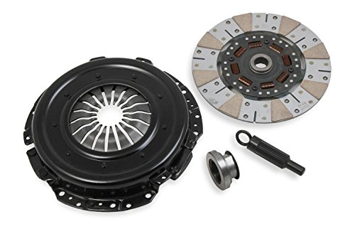 Hays 92-2004T Street 650 Clutch Kit 11 in. Dia. w/TREMEC TKO 26 Spline 1 1/16 in. Input Shaft 650 Max HP Rating Incl. Pressure Plate/Disc/Throwout Bearing/Alignment Tool Street 650 Clutch ()