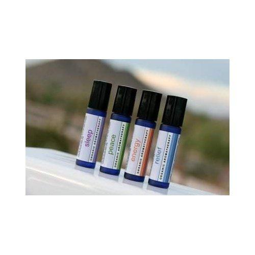 Bath By Bettijo Organic Aromatherapy Stick, Energy