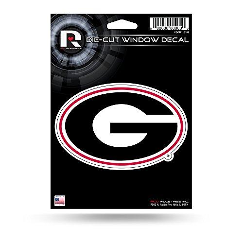 NCAA Georgia Bulldogs Die Cut Vinyl Decal ()