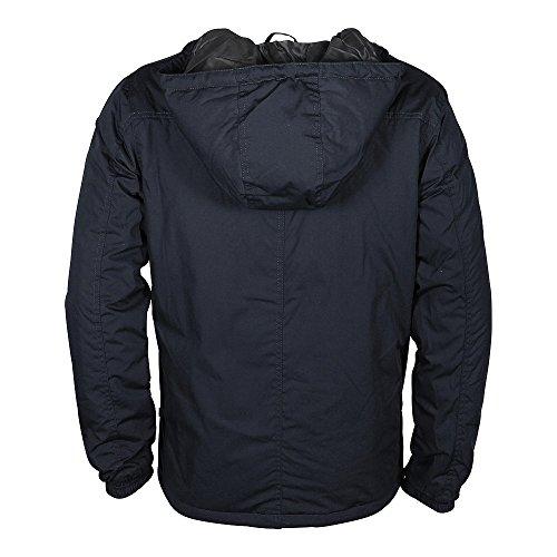 Blue Insignia 1991 Blu Spunk Cappotto insignia B Jacket solid Uomo nSxO8RSq